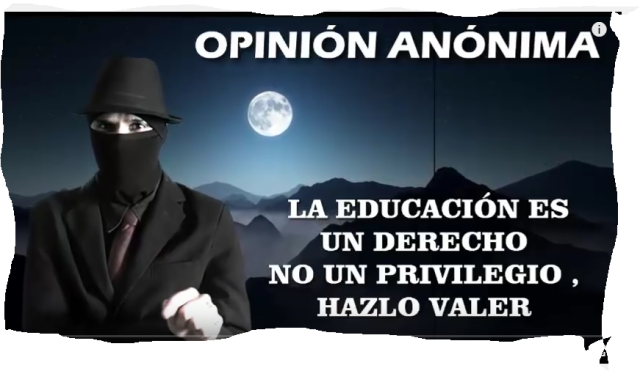 oPINION aNONIMA