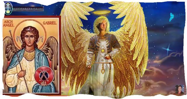 Arcangel Gabriel esposo de maria