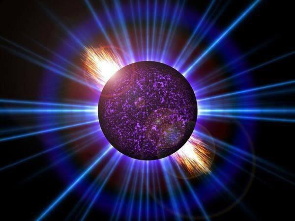Planeta Tierra en transmutacion