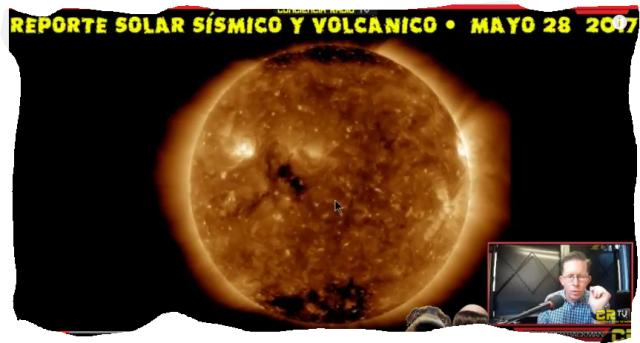 rEPORTE sOLAR SISMICO Y vOLCANICO