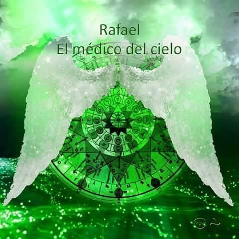 Rafael el medico del cielo