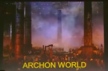 aRCHON WORLD