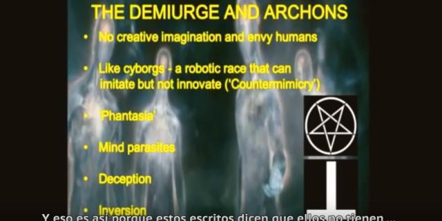 dEMIRUGOS Y aRCONTES