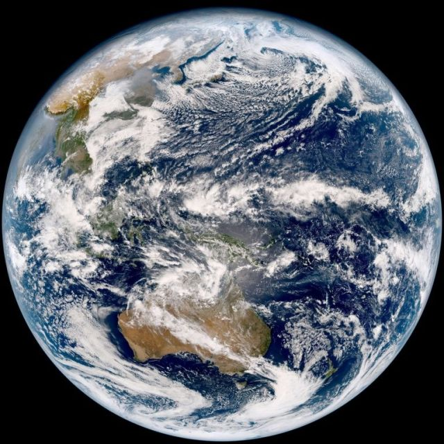 Planeta Tierra en crisis
