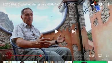 SIXto PAz comparte Ovni en entrevista