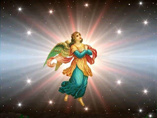 ANGEL DE LAS ESTRELLAS ALCIONE