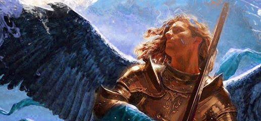 Arcangel Miguel, Limpia proteje y sella