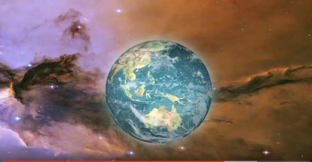 El Planeta Tierra bajo observacion