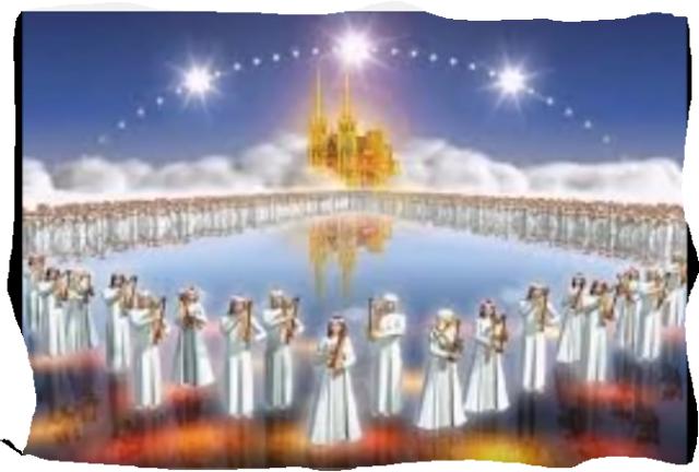 Los 144,000 maestros del Cristo