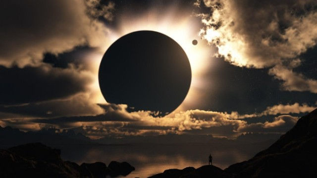 Solar ECLIPSE AND NEW MOON