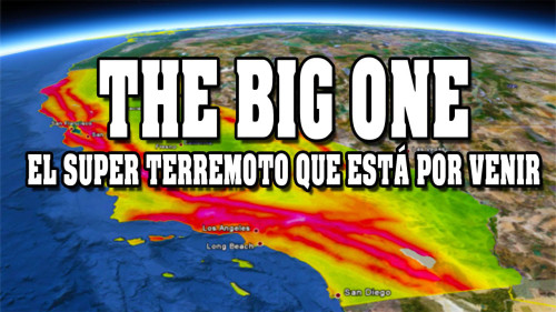 the-big-one El Megaterremoto