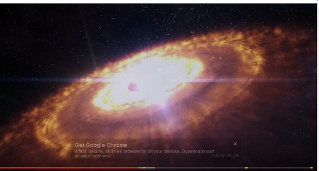 Evento solar magnifico 2