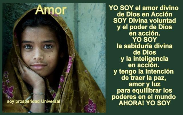 yO SOY EL AMOR DIVINO