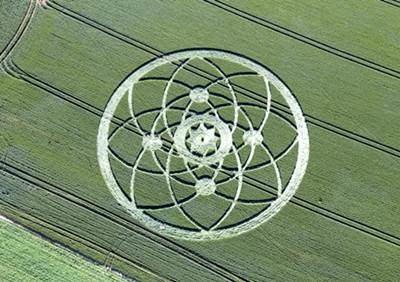 Crop circle 1 conflicto nuclear