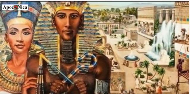 Akenaten, Nefertit y Tell ALArma