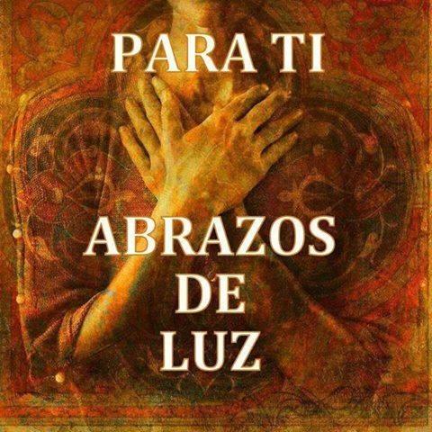 ABRASOS DE LUZ