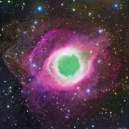 Nebulosa helice