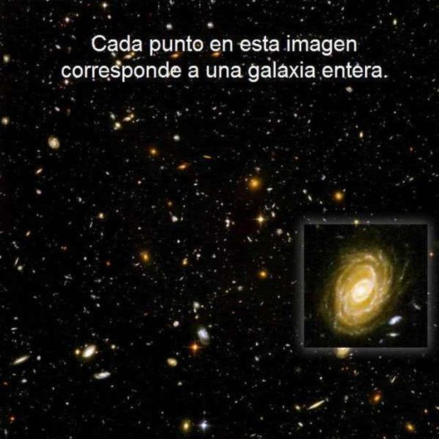 Una galaxia entera