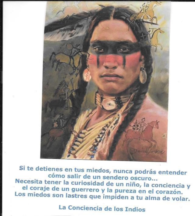 consciencia indigena