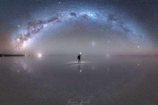 Foto del Universo