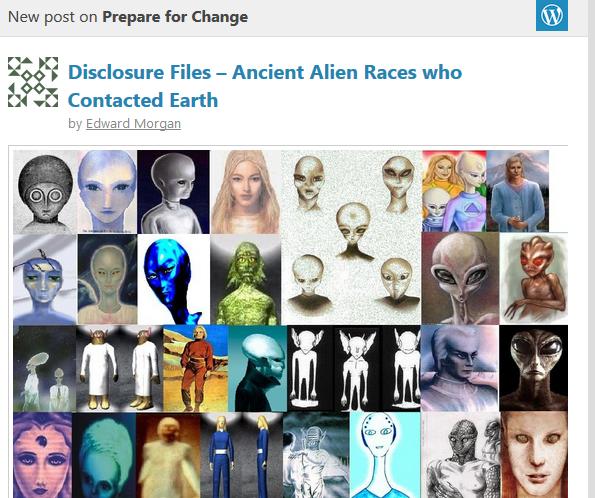 Acient Aliens