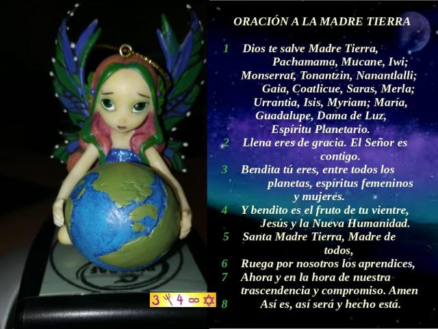 Oracion a la Madre Tierra