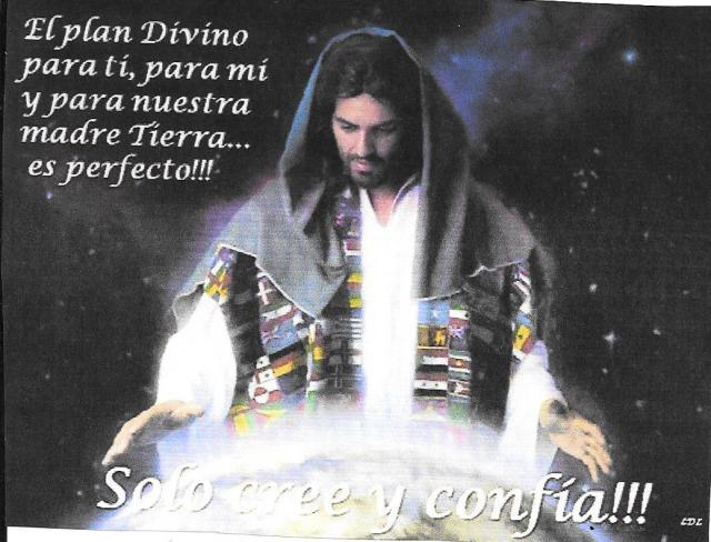 Jesus el Plan Divino