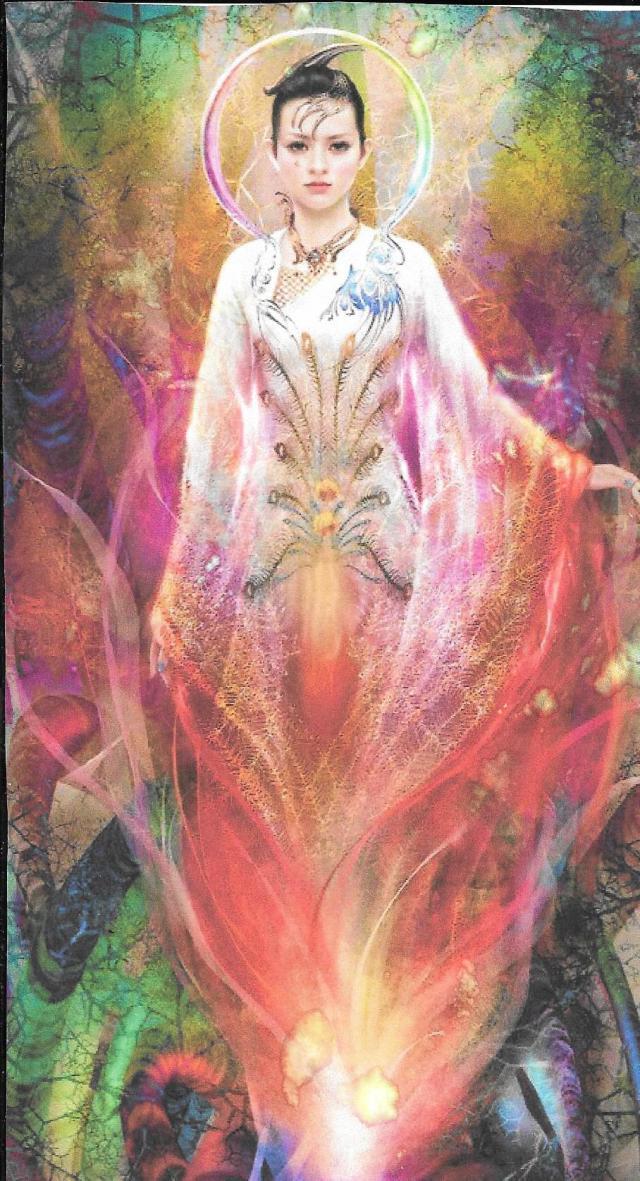 Las energias de la diosa- bella