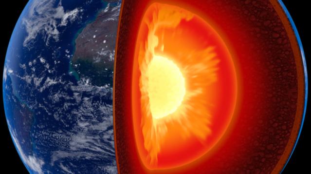 Noticias cosmicas estructura anomalas en la Tierra